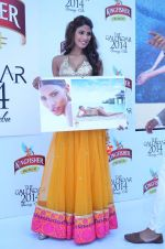 at Kingfisher 2013 calendar launch in Alibaug, Mumbai on 21st Dec 2013 (942)_52b6b8a7db3cb.JPG