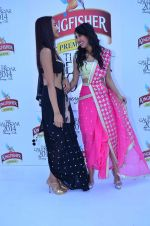 at Kingfisher 2013 calendar launch in Alibaug, Mumbai on 21st Dec 2013 (972)_52b6b8b8f0f94.JPG