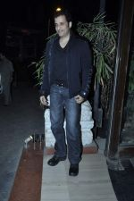 Ganesh Hegde at the Mall completion bash in Bandra, Mumbai on 23rd Dec 2013 (24)_52b935ef40c36.JPG