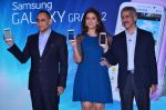 Huma Qureshi Unveils the New Samsung Grand in Palladium, Mumbai on 23rd Dec 2013 (6)_52b97394cd363.JPG