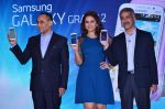 Huma Qureshi Unveils the New Samsung Grand in Palladium, Mumbai on 23rd Dec 2013 (8)_52b9739591854.JPG