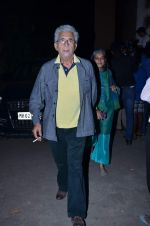 Naseeruddin Shah, Ratna Pathak Shah at the special Screening of The WOlf of Wall Street hosted by Anurag Kahyap in Empire, Mumbai on 23rd Dec 2013 (91)_52b97516b19c1.JPG