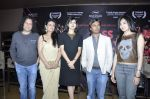 Nawazuddin Siddiqui, Zeena Bhatia, Anil George, Niharika Singh, Meneka Lalwani at the Promotion of film Miss Lovely in Aurus, Mumbai on 23rd Dec 2013 (66)_52b9729427146.JPG