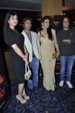 Nawazuddin Siddiqui, Zeena Bhatia, Anil George, Niharika Singh at the Promotion of film Miss Lovely in Aurus, Mumbai on 23rd Dec 2013 (30)_52b97292e1a90.JPG