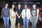 Nawazuddin Siddiqui, Zeena Bhatia, Anil George, Niharika Singh, Meneka Lalwani at the Promotion of film Miss Lovely in Aurus, Mumbai on 23rd Dec 2013 (64)_52b97187126fa.JPG