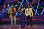 Shilpa Shetty, Terence Lewis, Sajid Khan at XMAS celebrations on the sets of Nach Baliye in Filmistan, Mumbai on 23rd Dec 2013 (26)_52b9744c7ec5f.JPG