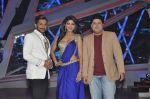 Shilpa Shetty, Terence Lewis, Sajid Khan at XMAS celebrations on the sets of Nach Baliye in Filmistan, Mumbai on 23rd Dec 2013 (29)_52b9744ce81b7.JPG