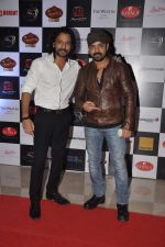 Toshi Sabri, Sharib Sabri at Telly Calendar 2014 launch in Westin Hotel, Mumbai on 23rd Dec 2013 (70)_52b97a3d96114.JPG