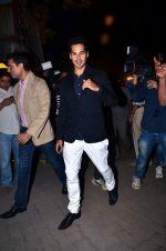 Dino Morea at the midnight mass in Mumbai on 24th Dec 2013
