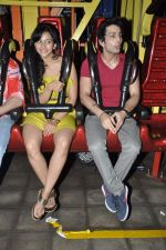 Himansh Kohli, Rakul Preet with Yaariyan team at Esselworld in Mumbai on 24th Dec 2013 (87)_52bab1b335a28.JPG