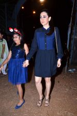 Karisma Kapoor at the midnight mass in Mumbai on 24th Dec 2013