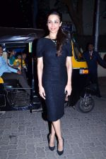 Malaika Arora Khan at the midnight mass in Mumbai on 24th Dec 2013