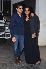 Ayan Mukerji at Shashi Kapoor_s brunch in Mumbai on 25th Dec 2013 (130)_52bbd9d8a1572.JPG