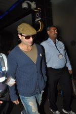 Saif Ali Khan leave for their new years vacation in Mumbai on 25th Dec 2013