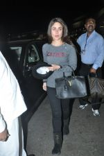 kareena Kapoor leave for their new years vacation in Mumbai on 25th Dec 2013