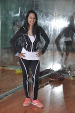 Kashmira Shah rehearse for New Years in Andheri, Mumbai on 27th Dec 2013 (46)_52be494f73934.JPG