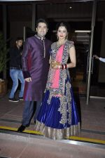 Aamna Sharif wedding reception in Mumbai on 28th Dec 2013 (134)_52bf94a02fda5.JPG