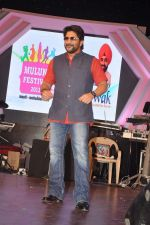 Arshad Warsi at Mulund Festival in Mumbai on 29th Dec 2013 (16)_52c1547c84a35.JPG