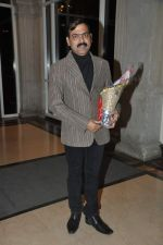 Makarand Anaspure at Bharat jadhav entertainment company launch in Mumbai on 29th Dec 2013 (22)_52c14faf1a300.JPG