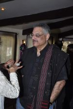 Siddharth kak at Krishna Hegde_s brunch in Mumbai on 29th Dec 2013 (135)_52c150ad9b5a1.JPG