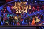 Bruna Abdullah at Nach Baliye new year_s celeberations in Mumbai on 30th Dec 2013 (104)_52c26744ec311.JPG