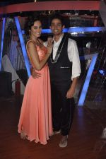 Bruna Abdullah at Nach Baliye new year_s celeberations in Mumbai on 30th Dec 2013 (76)_52c2673bccf7b.JPG
