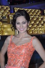 Bruna Abdullah at Nach Baliye new year_s celeberations in Mumbai on 30th Dec 2013 (80)_52c2673e1b052.JPG