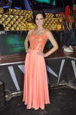 Bruna Abdullah at Nach Baliye new year_s celeberations in Mumbai on 30th Dec 2013 (82)_52c2673f525f6.JPG