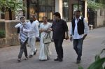 Deepti Naval at Farooq Shaikh_s prayer meet in Mumbai on 30th Dec 2013 (31)_52c2663506a1b.JPG