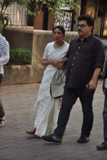 Deepti Naval at Farooq Shaikh_s prayer meet in Mumbai on 30th Dec 2013 (33)_52c266366c99d.JPG
