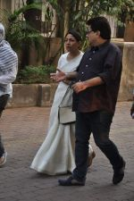 Deepti Naval at Farooq Shaikh_s prayer meet in Mumbai on 30th Dec 2013 (35)_52c26638396a9.JPG