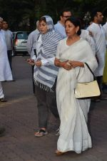 Deepti Naval at Farooq Shaikh_s prayer meet in Mumbai on 30th Dec 2013(229)_52c26639315d8.JPG