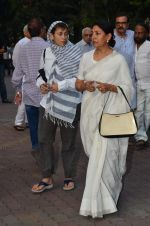 Deepti Naval at Farooq Shaikh_s prayer meet in Mumbai on 30th Dec 2013(230)_52c26639a2ee3.JPG