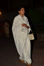 Deepti Naval at Farooq Shaikh_s prayer meet in Mumbai on 30th Dec 2013(343)_52c2663a8539f.JPG