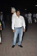 Johnny Lever at Farooq Shaikh_s prayer meet in Mumbai on 30th Dec 2013 (3)_52c26668d4583.JPG
