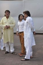Raza Murad at Farooq Shaikh_s prayer meet in Mumbai on 30th Dec 2013 (30)_52c266a24cc6b.JPG