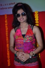 Reva Rathod at Saptarang music concert press meet in Fort on 30th Dec 2013 (42)_52c265a04689f.JPG