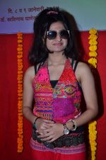 Reva Rathod at Saptarang music concert press meet in Fort on 30th Dec 2013 (48)_52c2659b85830.JPG