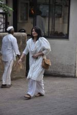 Sarika at Farooq Shaikh_s prayer meet in Mumbai on 30th Dec 2013 (80)_52c266aad1dee.JPG