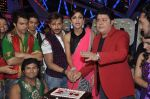 Shilpa Shetty, Sajid Khan, Terence Lewis at Nach Baliye new year_s celeberations in Mumbai on 30th Dec 2013 (17)_52c267cb39942.JPG