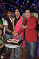 Shilpa Shetty, Sajid Khan, Terence Lewis at Nach Baliye new year_s celeberations in Mumbai on 30th Dec 2013 (18)_52c26813cbf9c.JPG