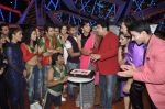 Shilpa Shetty, Sajid Khan, Terence Lewis at Nach Baliye new year_s celeberations in Mumbai on 30th Dec 2013 (19)_52c2680463881.JPG
