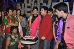 Shilpa Shetty, Sajid Khan, Terence Lewis at Nach Baliye new year_s celeberations in Mumbai on 30th Dec 2013 (20)_52c26842990f8.JPG