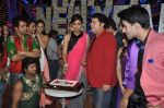 Shilpa Shetty, Sajid Khan, Terence Lewis at Nach Baliye new year_s celeberations in Mumbai on 30th Dec 2013 (21)_52c26804b70fb.JPG