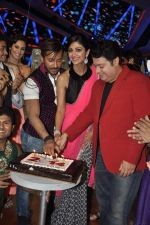 Shilpa Shetty, Sajid Khan, Terence Lewis at Nach Baliye new year_s celeberations in Mumbai on 30th Dec 2013 (24)_52c267d8f138b.JPG