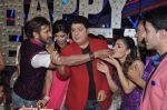 Shilpa Shetty, Sajid Khan, Terence Lewis at Nach Baliye new year_s celeberations in Mumbai on 30th Dec 2013 (27)_52c2680562d58.JPG