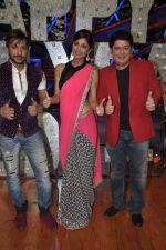 Shilpa Shetty, Sajid Khan, Terence Lewis at Nach Baliye new year_s celeberations in Mumbai on 30th Dec 2013 (48)_52c267cbd1801.JPG