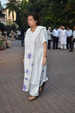 at Farooq Shaikh_s prayer meet in Mumbai on 30th Dec 2013(247)_52c26665b8985.JPG