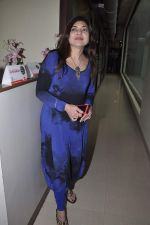 Alka Yagnik at Big FM new radio show launch in Andheri, Mumbai on 3rd Jan 2014 (25)_52c7ae61211c2.JPG