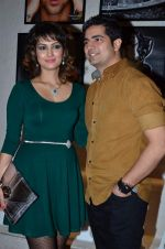Karan Mehra, Nikita Rawal at the Launch of Dabboo Ratnani_s Calendar 2014 in Mumbai on 5th Jan 2014 (135)_52cabccb70e93.JPG